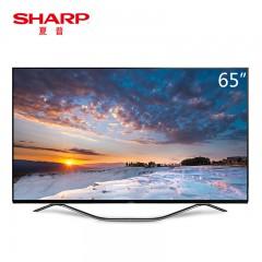 夏普(SHARP) LCD-65SU761A 65英寸 4K超清智能 液晶平板电视